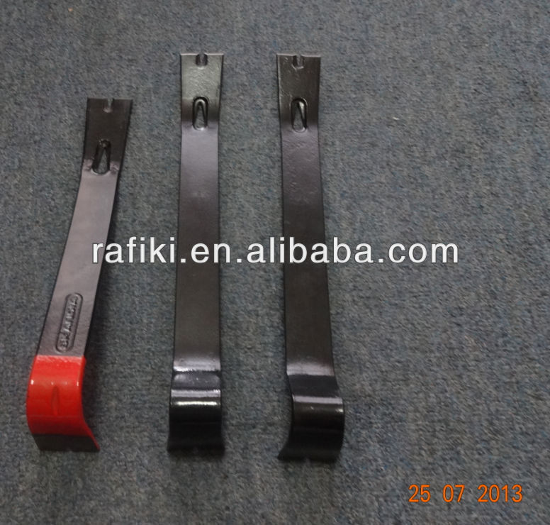 High Quality Steel Nail PRY BAR / Pinch Bar