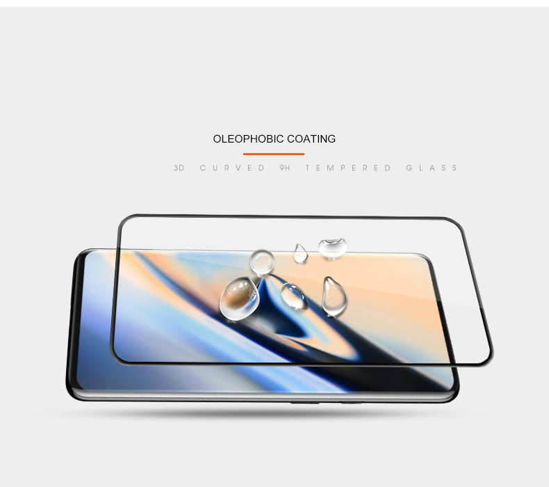 5D full gule  silk printing film  for  Xiaomo redmi k20/k20 pro  Full cover tempered glass Curved  Screen protector  in stock
