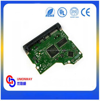 100% Latest 12 Layers Aluminum PCB Board,PCBA Assembly