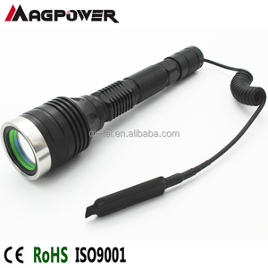 Best quality us army torch light military torch light hunting light red green white flashlight