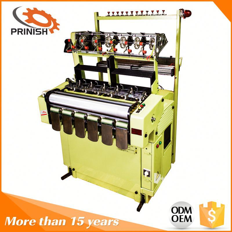 Glassic Elastic Tape Making Needle Loom Machine