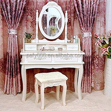 Hotsale wooden material dressers bedroom furniture painting finished