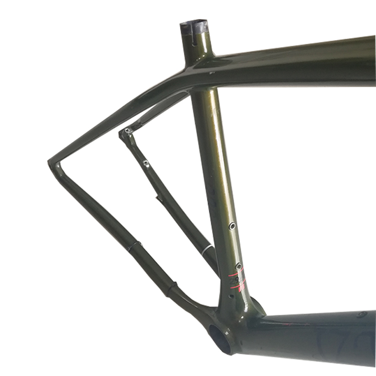 Custom-made Below 38cm carbon mtb frame 2019 with direct price