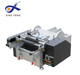 XT-50 semi auto paper wet glue labeling machine manual hand machinery