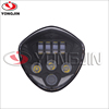Super bright 60W 4000LM round led headlight victory motorcycle