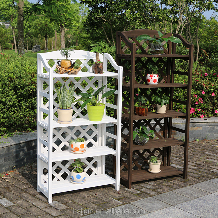 Outdoor Garden Shelf, Outdoor Garden Shelf Suppliers And Manufacturers At  Alibaba.com
