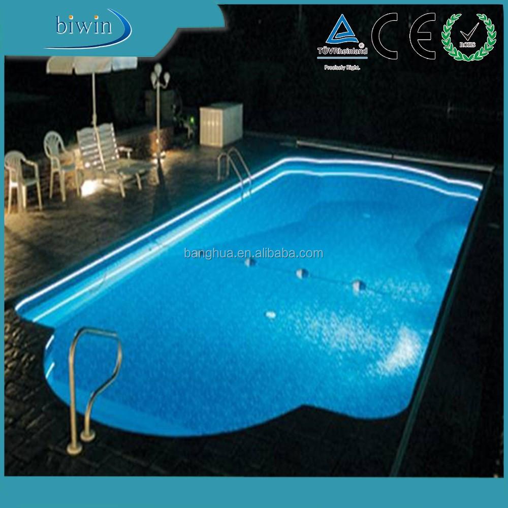 Led Rope Light For Swimming Pool: 2~20mm Side Light Swimming Pool Lights