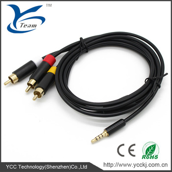 For Xbox 360 E Av Cable A/v Cable For Xbox 360 Elite Cable ...  For Xbox 360 E ...