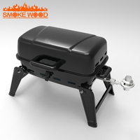 Outdoor Professional Bbq Gas Grill Portable Camping Gas Kebab Grill
