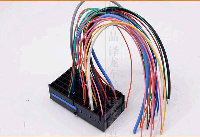 commercial wiring harness cable commercial wiring for buick gl8 commercial vehicle engine wiring harness ...