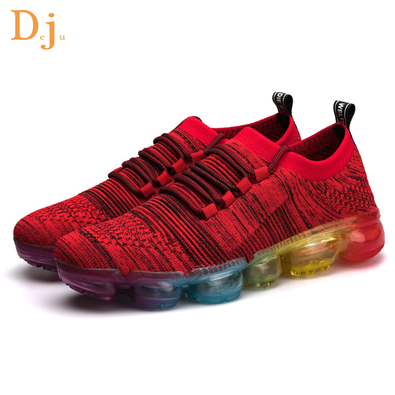 factory sport shoes knitted Jinjiang upper men awAffxqd