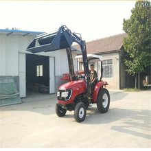 chinese small 4x4 new farm tractors with competitive price russian belarus tractor