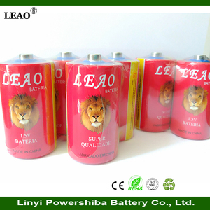R20 dry cell battery manufacturers