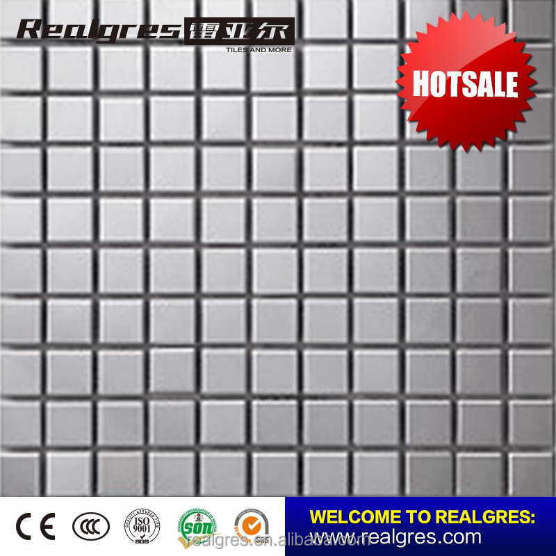 Newest competitive stainless steel mosaic tile backsplash