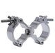 30mm load 320kg aluminum profile hanging light clamp truss hook