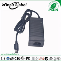 UL CE FCC approval 72w 24v 3a switching power adapter for 3d printer
