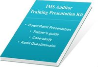 Integrated Management System Auditor Training
