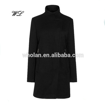 detailed images outlet store sale sale Wool Yarn Fashion Plain Color Blank Design Ladies Coats Quilted Winter Coat  - Buy Winter Coat,Ladies Plaid Winter Coat,Ladies Quilted Winter Coat ...