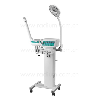F-8800C Remove spot wood lamp facial steamer spray ultrasonic electronic multifunction beauty equipment