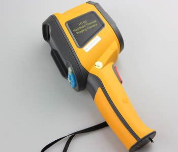XINTEST HT-02 China Made Thermal Imager High Resolution Handheld Infrared Thermal Imager