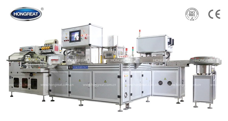 China Supplier Blood Test Tube Assembly Machine