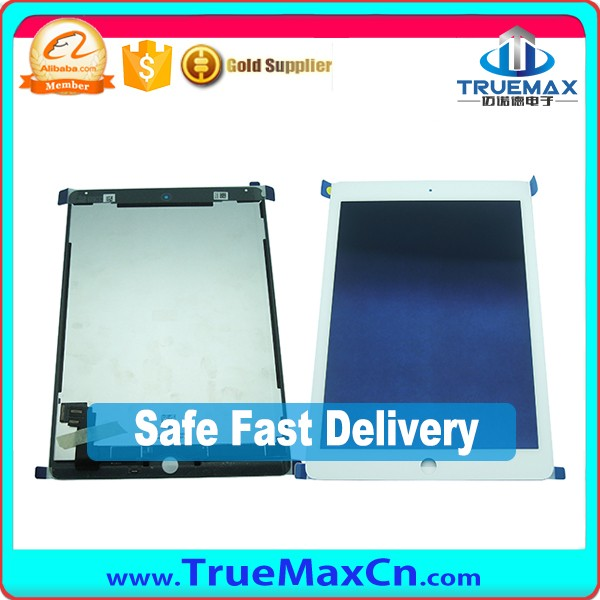 Hot Selling For iPad Air2 LCD Touch Screen Assembly With 12 Months Warranty