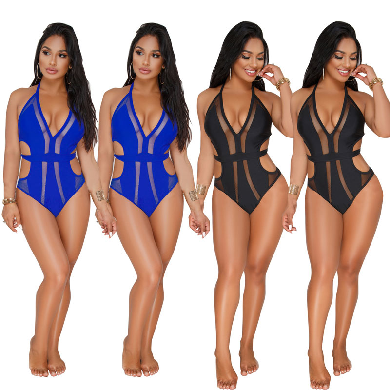 90530-ME31 sexy bikini one piece women swimwear swimsuit 2019 фото