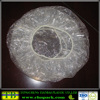 hotel clear LDPE shower cap disposable