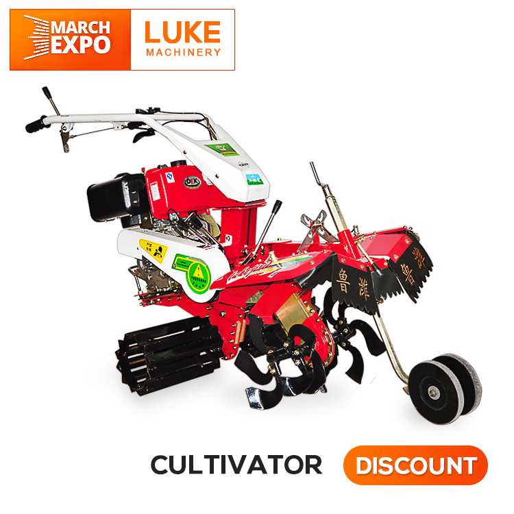 LUKE 3TG Mini farming tilling used small agriculture machinery price