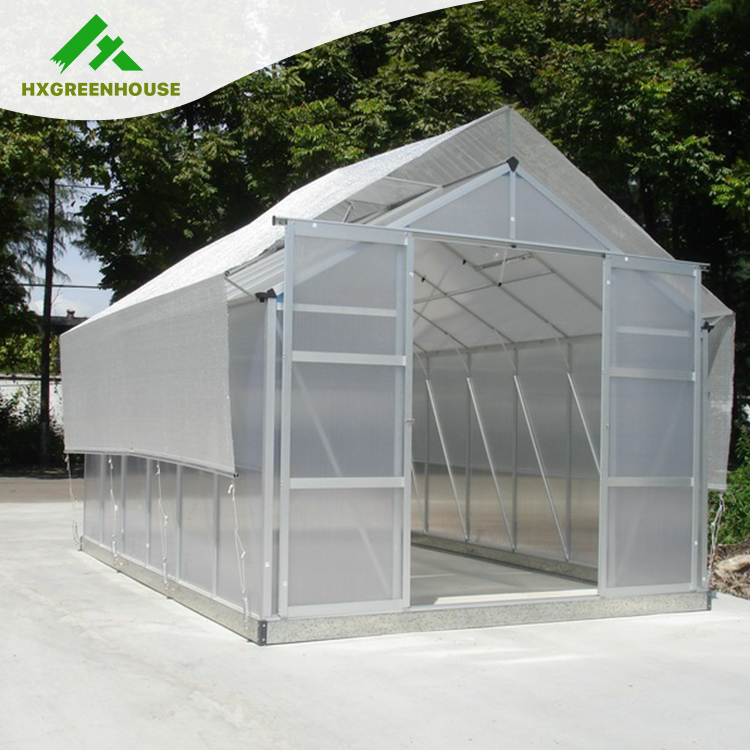 Waterproof Retractable Greenhouse Shade Cloth Product On Alibaba