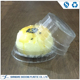 Disposable Plastic Cake Box Food Container For Cake Dessert