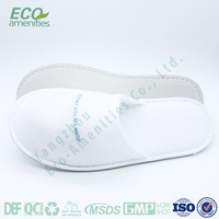 wholesale coral fleece hotel indoor slippers for men