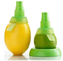 new plastic lemon sprayer / citrus spray / lemon squeezer , Handheld Fruit Citrus Spray Lemon Juice Sprayer