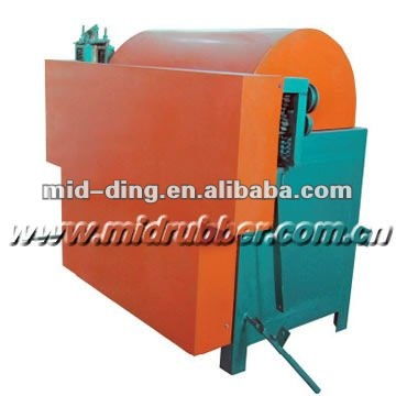 use tire recycling machine for steel wire/cut wire shot machine