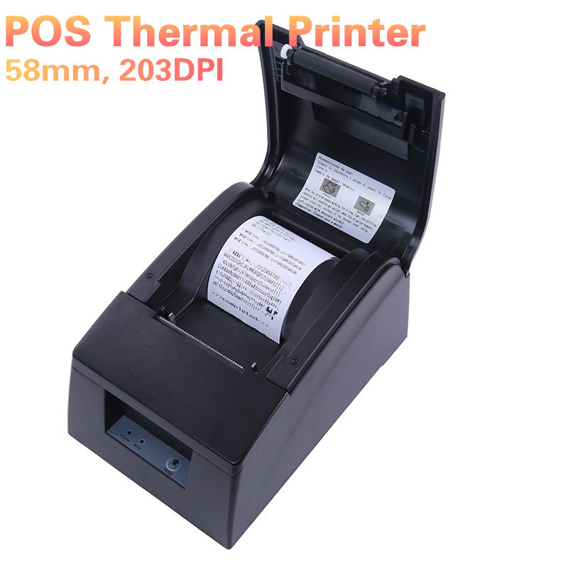 Pos 58mm thermal receipt printer driver