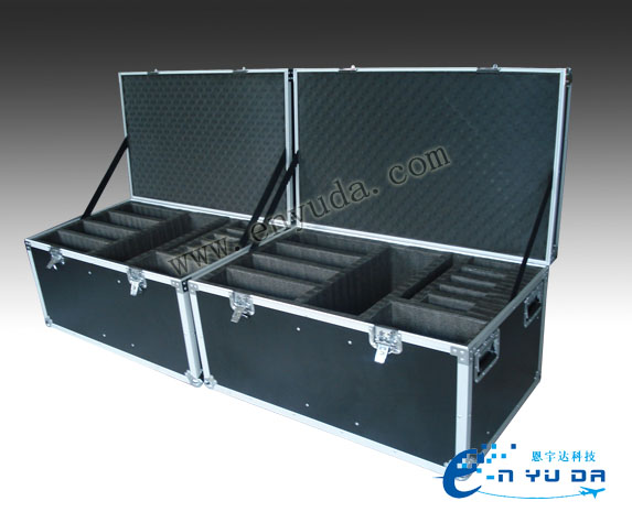 Professional aluminum fly case make by plywoods