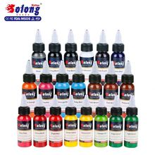 Solong <span class=keywords><strong>Tattoo</strong></span> 21 Kleuren Professionele <span class=keywords><strong>Beste</strong></span> Permanente Make Pigment <span class=keywords><strong>Tattoo</strong></span> <span class=keywords><strong>Inkt</strong></span>