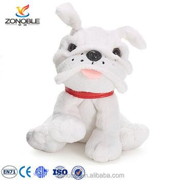 Custom Plush Animal Bulldog Cute Kids Toy Stuffed Plush English