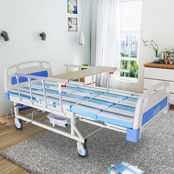 Home Use Elderly Care Adjustable Medical Hospital Bed With ...