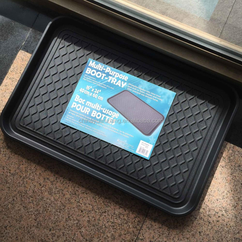 Home Floor Protection Multi Purpose Tray For Boots Buy