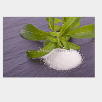 High quality 100% Natural Stevia Rebaudiana herbal powder 95% stevioside Stevia extract