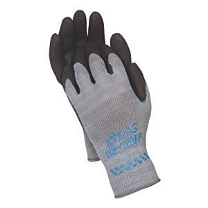 Showa Atlas Re-Grip 330 Coated Work Gloves Unit: Dozen Pairs 12 Size: XLarge
