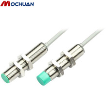 Stainless steel IP67 3 wire factory proximity inductive sensor switch for strong magnetic field