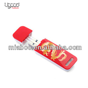 Customized Dragon Shape Plastic USB Stick,High speed usb flash drive, plastic usb Disk with customized logo printing