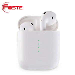 Dual Side Call Auto Pairing Earbuds in Ear Earphone Wireless Headphones 5.0 Bluetooth i10 Tws with Touch Control
