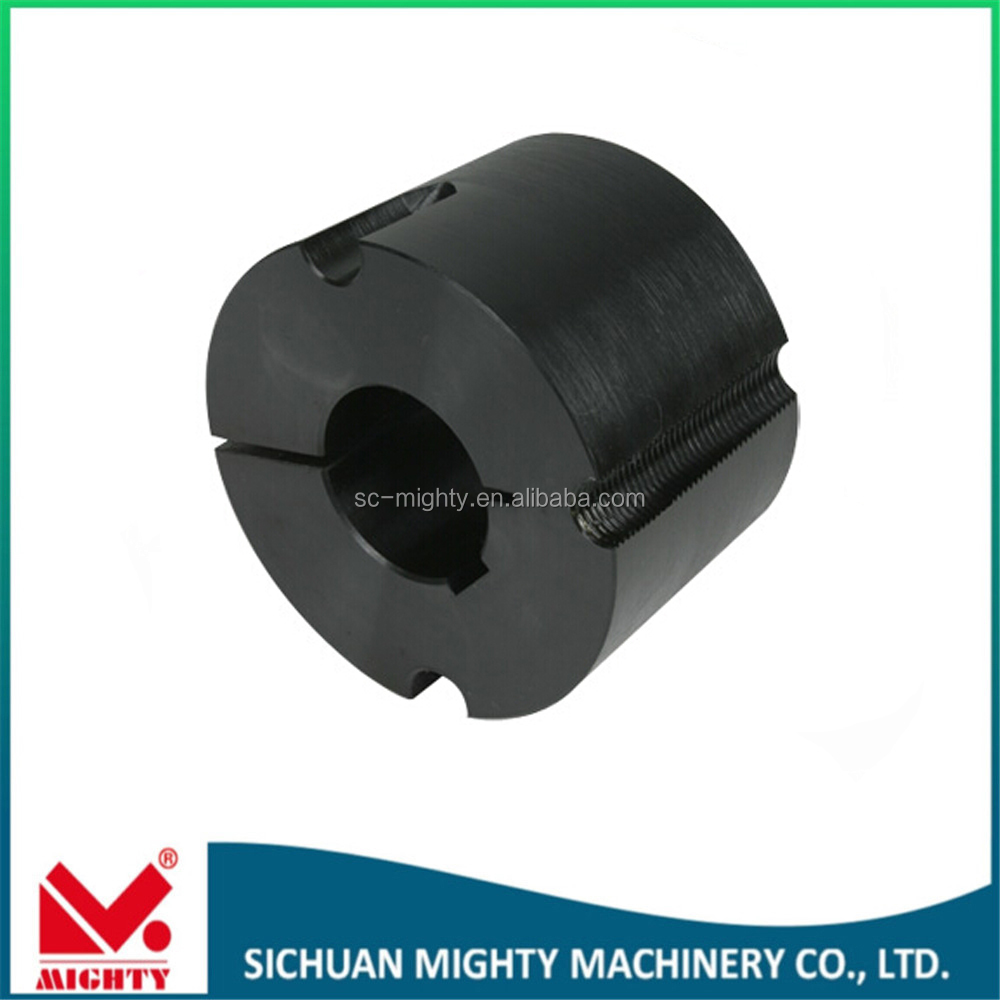 High quality sintered ball bearing bush taper lock bush 1610 factory supplied drawing silent block bushing