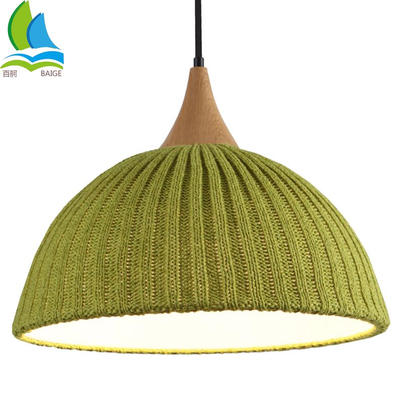 wool lamp