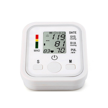 Newest high quality LCD display digital blood pressure monitor