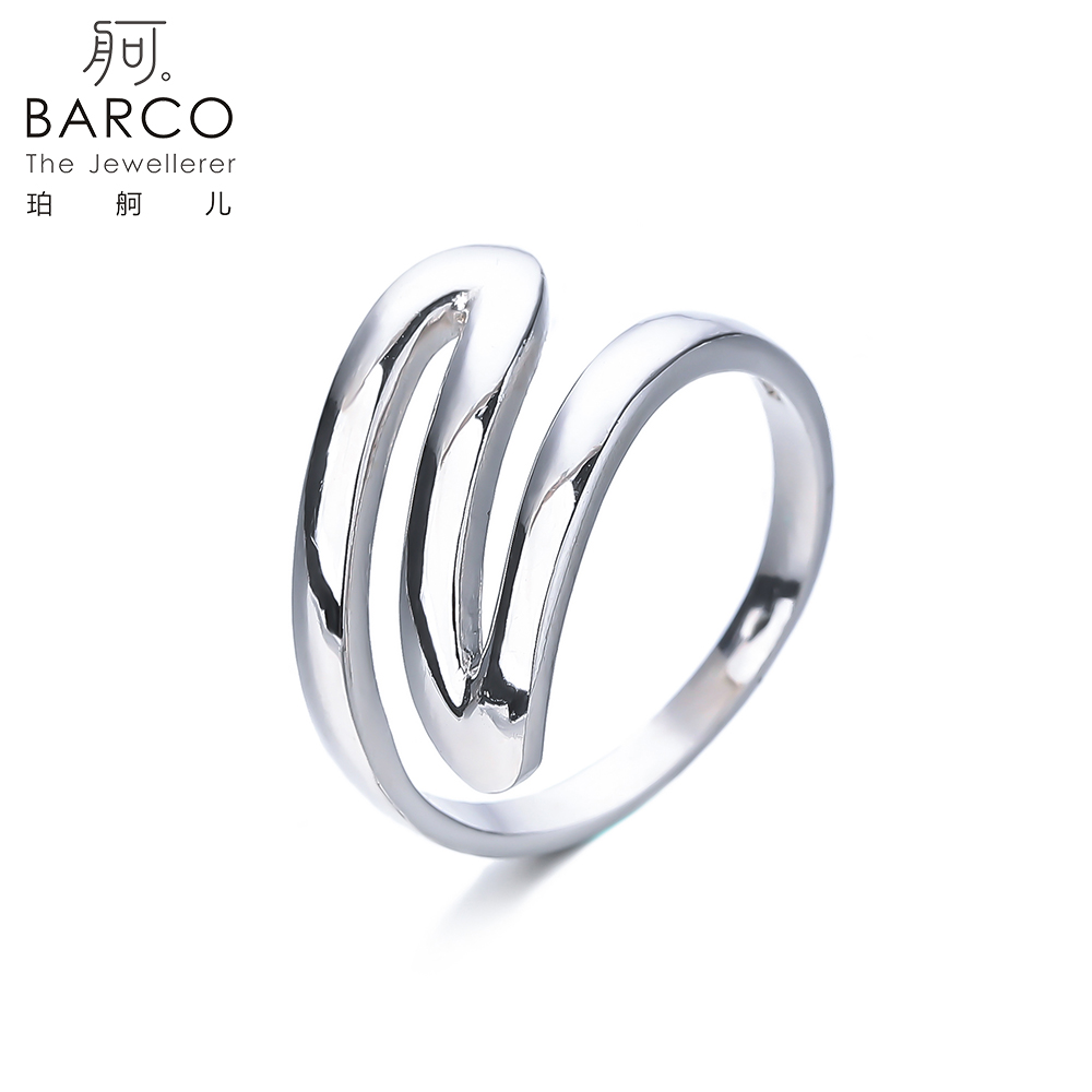 925 Silver Ring Settings Without Stones S Letter Ring Designs for Girl