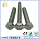 hot sale countersunk head hex bolt stainless steel 316